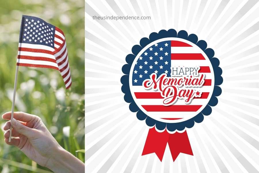 Happy Memorial Day Clipart