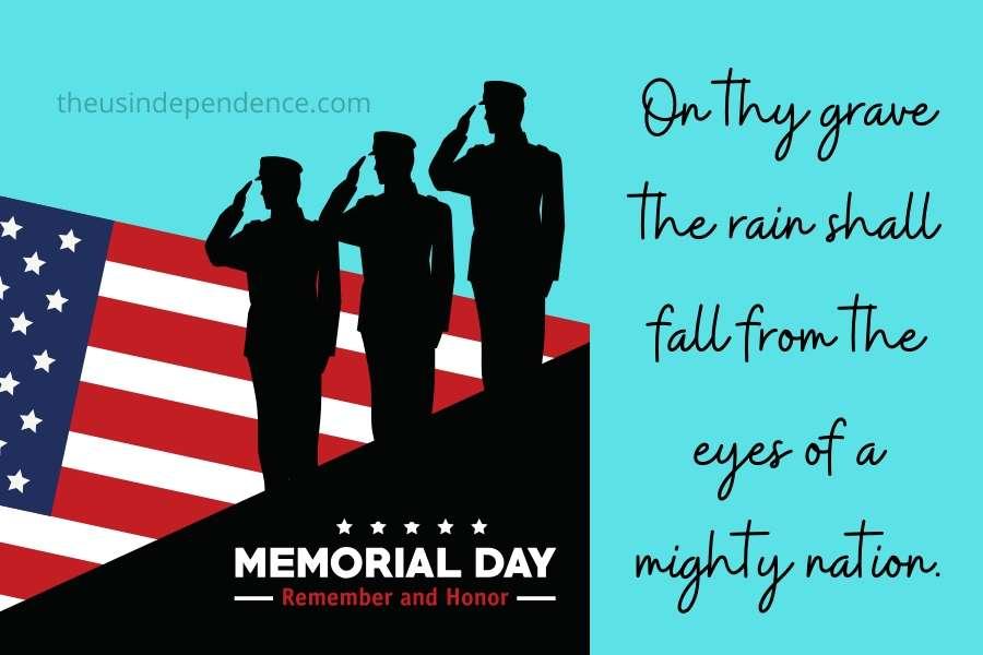 Memorial Day Greetings